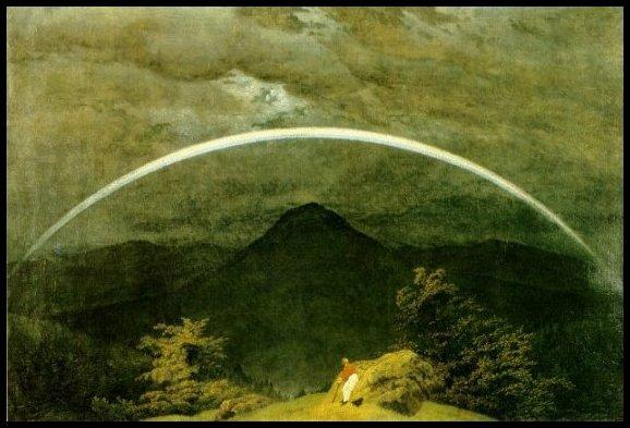 Caspar David Friedrich Quotes: Thomas Pynchon: Gravity's Rainbow (Die Enden Der Parabel