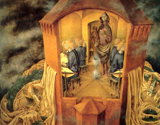 Remedios Varo  Famous Paintings